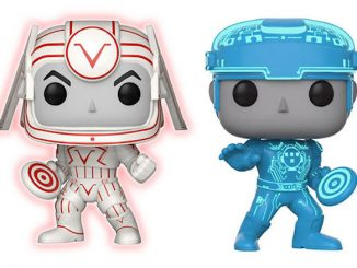 Funko POP! Tron Glow-In-The-Dark Vinyl Figures
