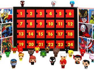 Funko Pocket Pop Marvel Advent Calendar