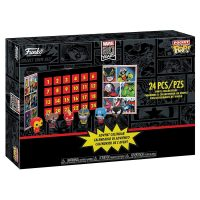 Funko Pocket Pop Marvel Advent Calendar Box