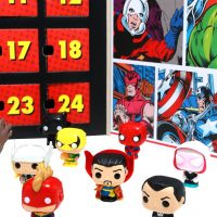 Funko Pocket Pop Marvel Advent Calendar Detail