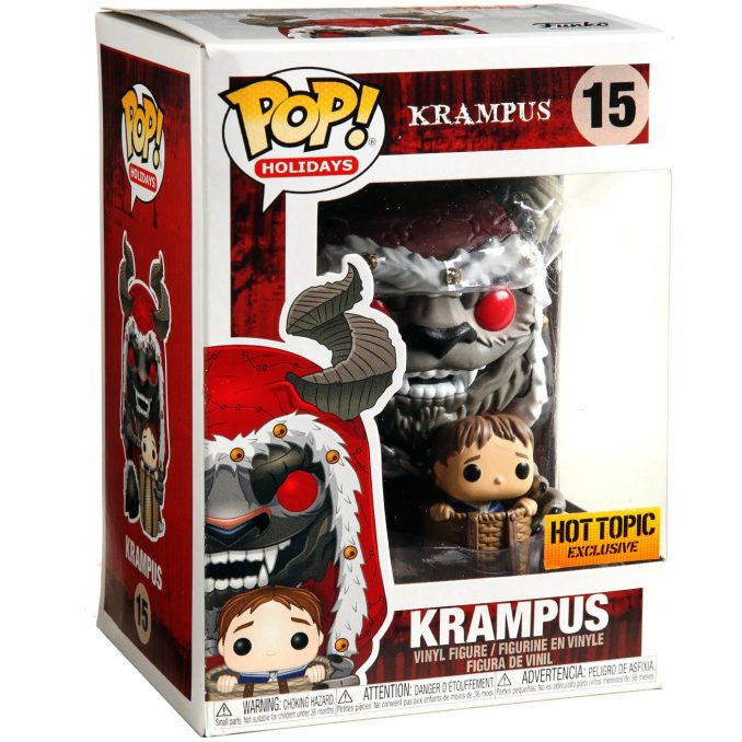 Funko Pop! Krampus 15 Holidays Krampus Vinyl Figure