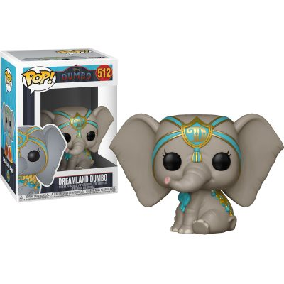 Funko Pop 512 Disney Dreamland Dumbo Figure