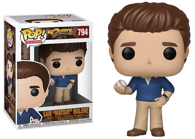 "Funko Pop 794 Cheers Sam ""Mayday"" Malone"