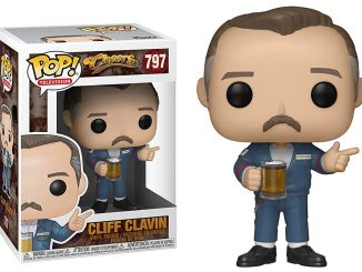 Funko Pop 797 Cheers Cliff Clavin