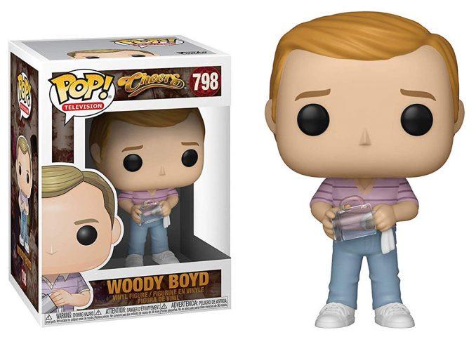 Funko Pop 798 Cheers Woody Boyd