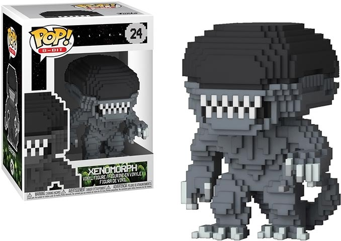 Funko Pop! Alien 8-Bit Vinyl Figure