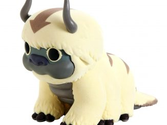 Funko Pop! Avatar: The Last Airbender Appa Flocked Figure