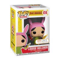 Funko Pop Bob's Burgers #414 Louise Belcher