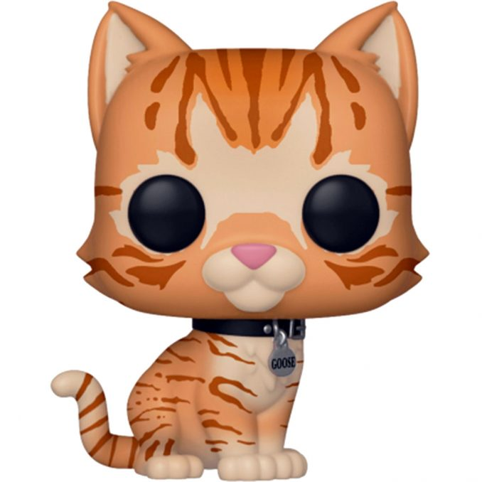 Funko Pop Captain Marvel Goose The Cat Vinyl Bobble Head
