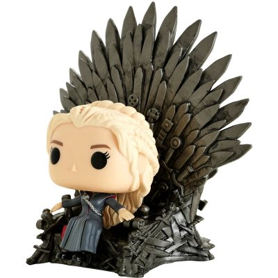 Funko Pop Deluxe Game of Thrones Daenerys Targaryen Iron Throne