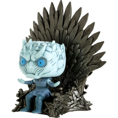 Funko Pop Deluxe Game of Thrones Night King Iron Throne