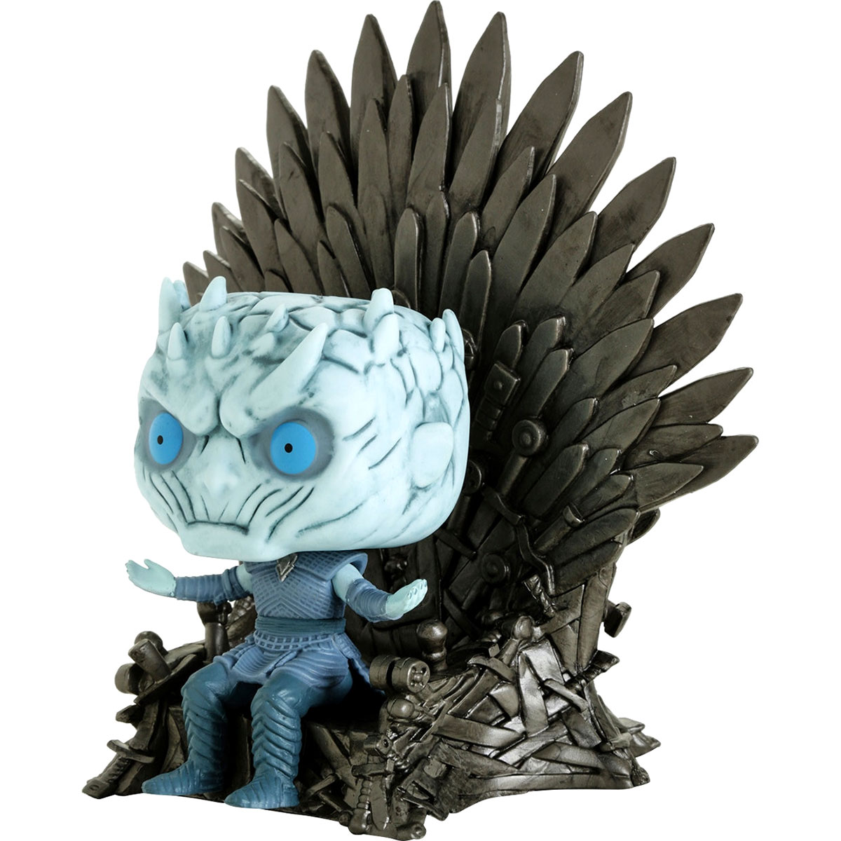 Tyrion Sitting On Iron Throne Deluxe Game of Thrones Funko Pop