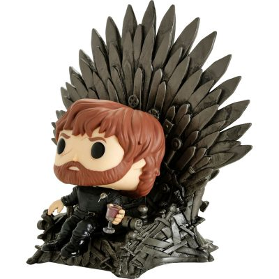Funko Pop Deluxe Game of Thrones Tyrion Lannister Iron Throne