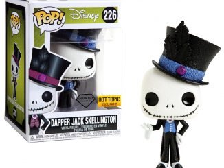 Funko Pop Diamond Collection Nightmare Before Christmas Dapper Jack Skellington