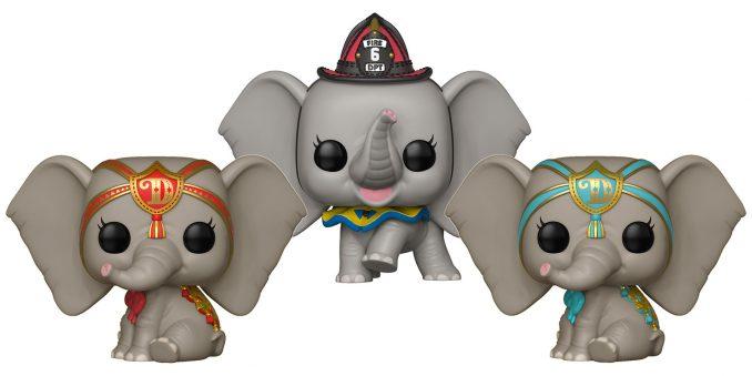 Funko Pop Disney Dumbo Figures