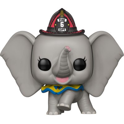 Funko Pop Disney Fireman Dumbo Figure