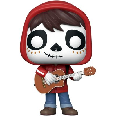 Funko Pop Disney Pixar Coco Miguel with Guitar