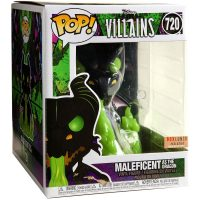 Funko Pop Disney Villains 720 Glow in the Dark Maleficent Dragon