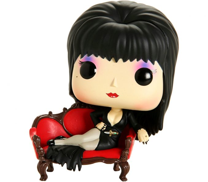 Funko Pop! Elvira Mistress Of The Dark Deluxe Figure