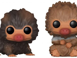 Funko Pop! Fantastic Beasts Baby Niffler Figures