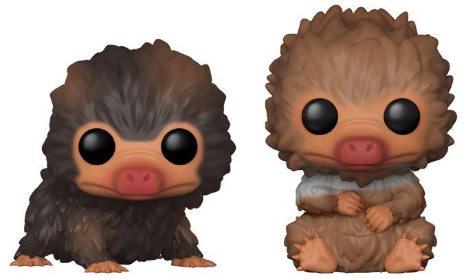 Funko Pop! Fantastic Beasts Baby Niffler Figures