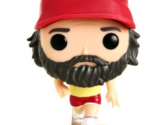 Funko Pop Forrest Gump with Beard