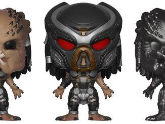 Funko Pop Fugitive Predator