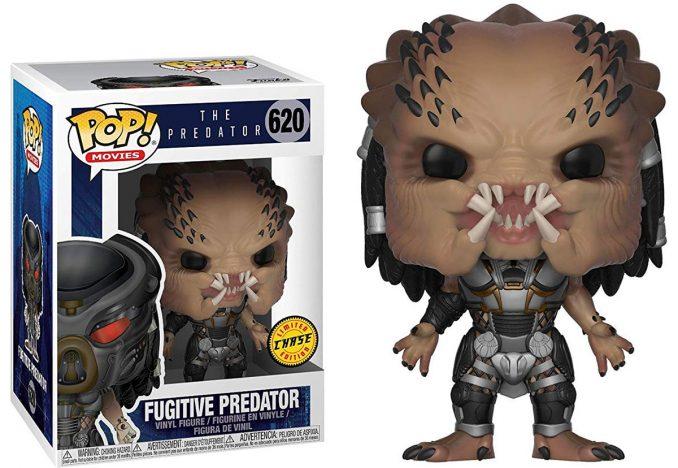Funko Pop Fugitive Predator Chase Figure