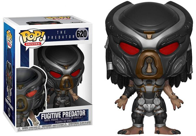 Funko Pop Fugitive Predator Figure