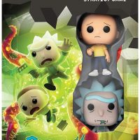 Funko Pop Funkoverse Rick and Morty 100 Strategy Game Box