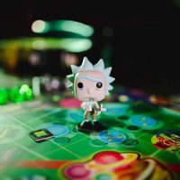 Funko Pop Funkoverse Rick and Morty Strategy Game