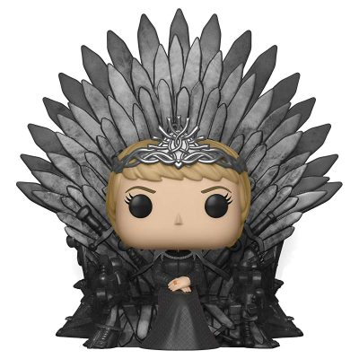 Funko Pop Game of Thrones Cersei Lannister Iron Throne