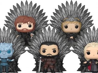 Funko Pop! Game of Thrones Deluxe Iron Throne Figures