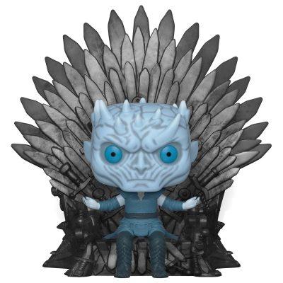 Funko Pop Game of Thrones Night King Iron Throne
