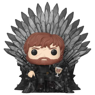 Funko Pop Game of Thrones Tyrion Lannister Iron Throne