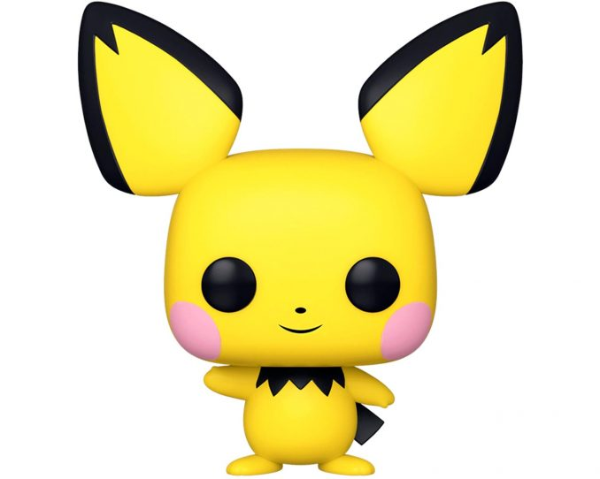 Funko Pop Games Pokemon Pichu Vinyl Figure