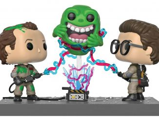 Funko Pop! Ghostbusters Banquet Room Movie Moments