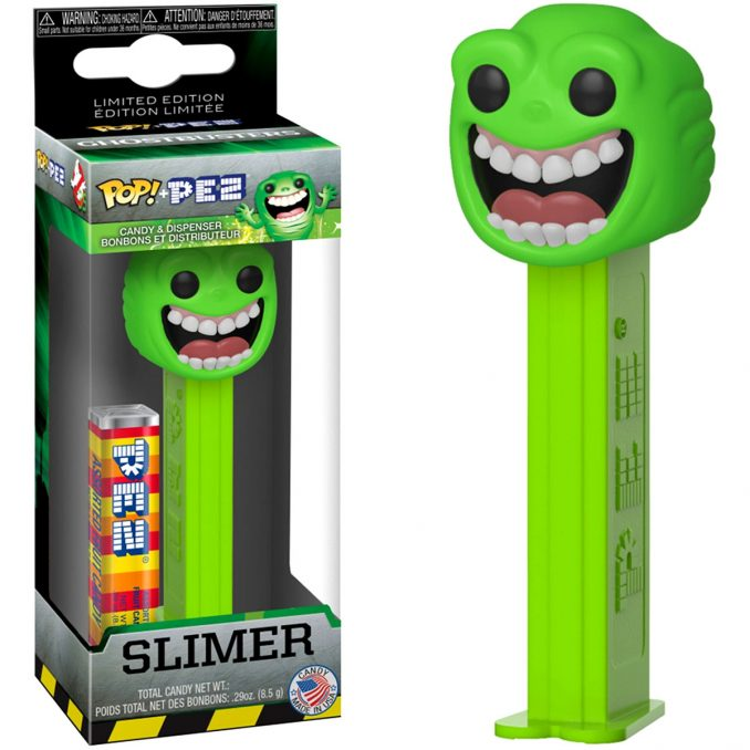 Funko Pop! Ghostbusters Slimer PEZ Dispenser