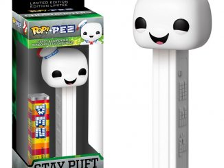 Funko Pop Ghostbusters Stay Puft PEZ Dispenser
