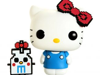Funko Pop Hello Kitty 8-Bit 45th Anniversary Vinyl Figure