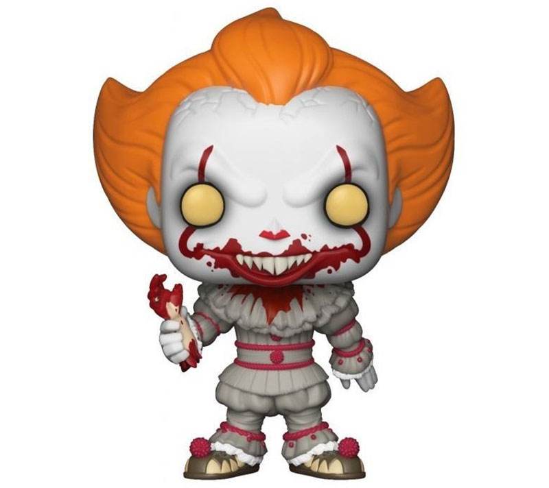 Funko Pop Horror It Pennywise With Severed Arm