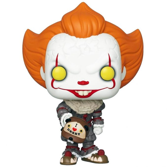 Funko Pop IT Chapter 2 Pennywise With Beaver Hat