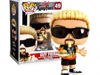 Funko Pop Icons 49 Guy Fieri Vinyl Figure