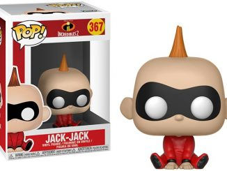 Funko Pop! Incredibles 2 Jack Jack Vinyl Figure