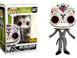 Funko Pop Jack Skellington Sugar Skull Figure