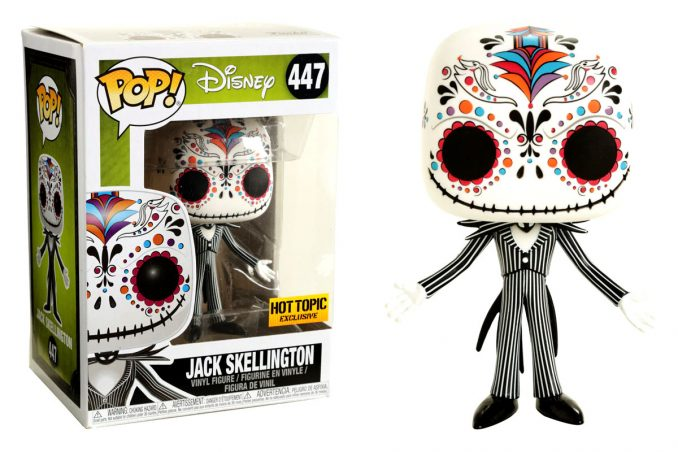 Funko Pop Jack Skellington Sugar Skull Figure