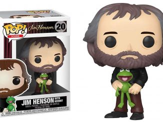Funko Pop Jim Henson with Kermit
