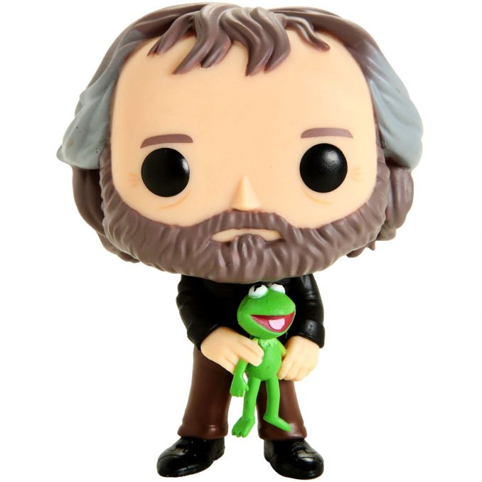 Funko Pop Jim Henson with Kermit The Frog