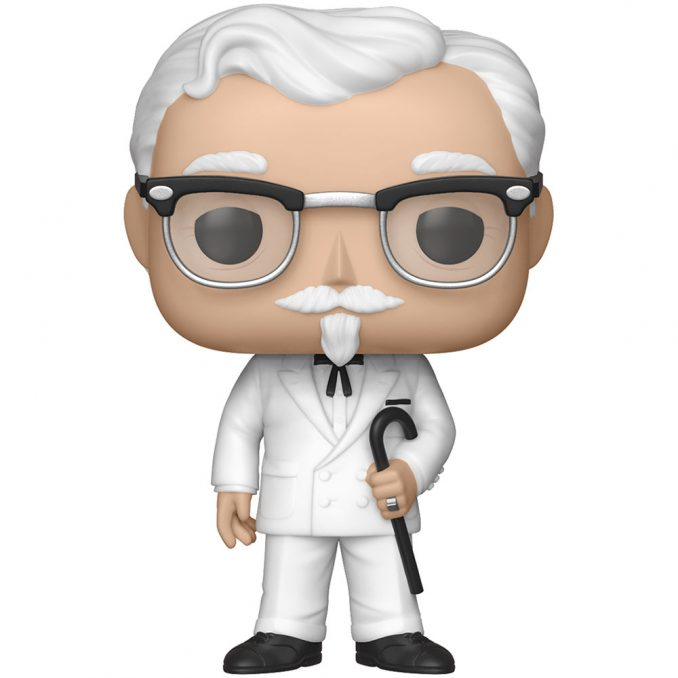 Funko Pop KFC Colonel Sanders Figure