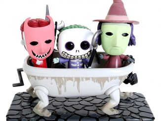Funko Pop! Lock Shock & Barrel Bathtub Figure